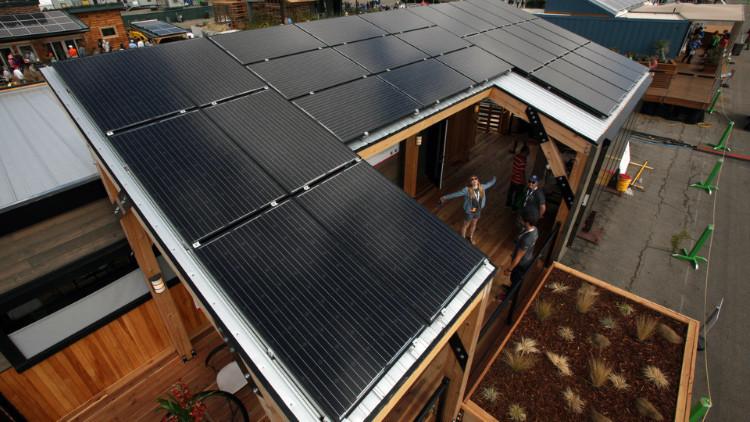 Uruguay presenta un proyecto de vivienda ecológica