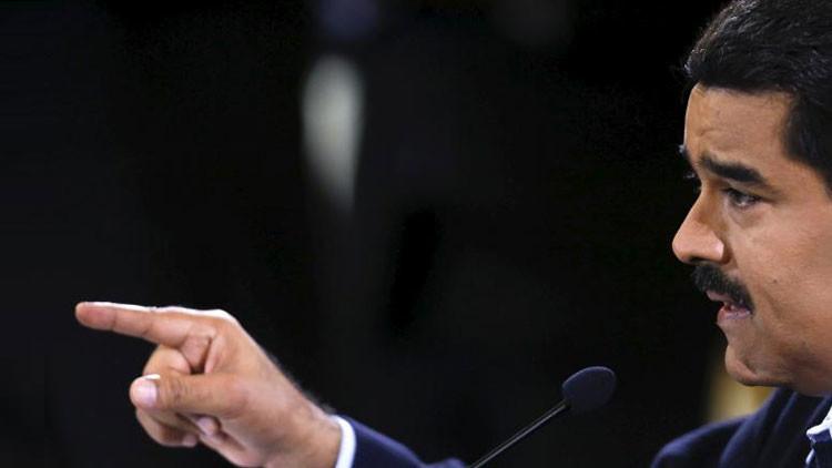 """""""Sin piso ni techo"""": Maduro propone celebrar una cumbre de la OPEP sobre el precio de crudo"""