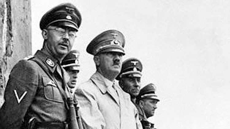 Las armas secretas de Hitler que se adelantaron a su tiempo  (Fotos)