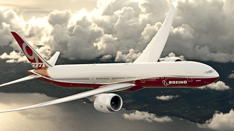 Fotos: Boeing fabrica el mayor avión de pasajeros del mundo