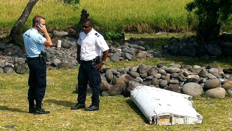 ¿Amerizó y se hundió el vuelo MH370 de Malaysia Airlines sin sufrir un accidente?