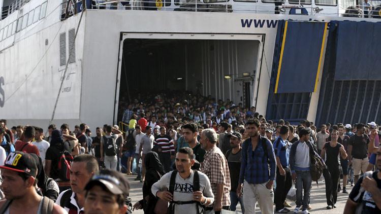 """Marine Le Pen: """"Alemania recluta esclavos a través de una migración masiva"""""""