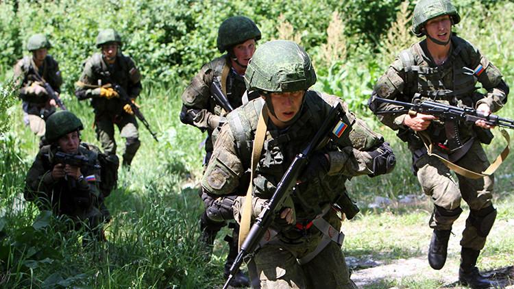 Putin ordena realizar una inspección sorpresa del Distrito Militar Central