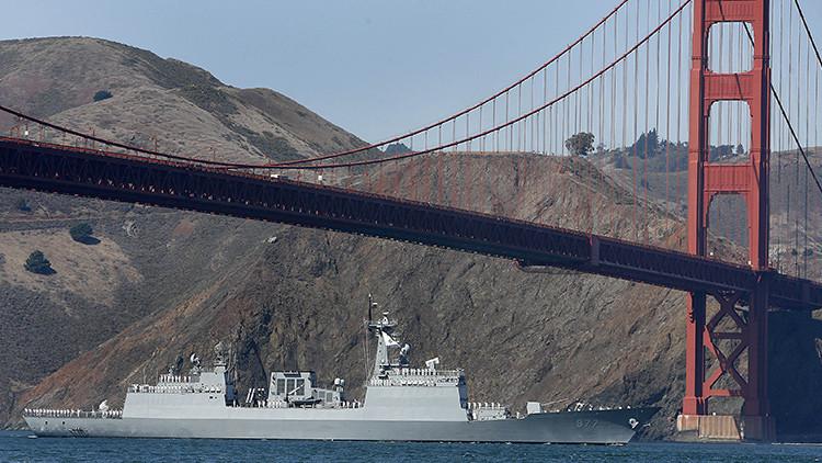 Corea del Sur enviará su destructor de 4.500 toneladas a Japón