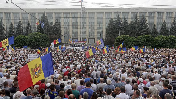 Un productor de Ruptly es deportado de Moldavia