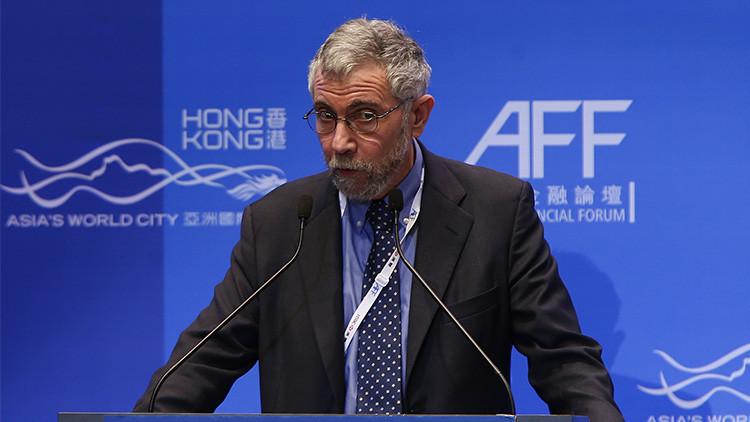"""El Nobel de Economía Paul Krugman: """"Trump tiene razón"""""""
