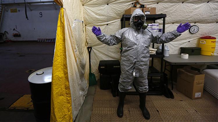 La Inteligencia de Alemania: el Estado Islámico usó armas químicas contra los kurdos en Irak