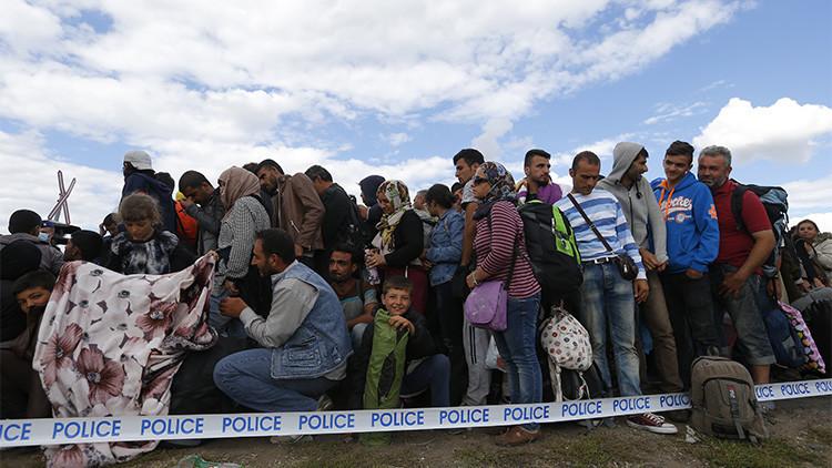 """""""No vengan a Dinamarca"""": Un anuncio oficial en periódicos libaneses desalienta a los inmigrantes"""