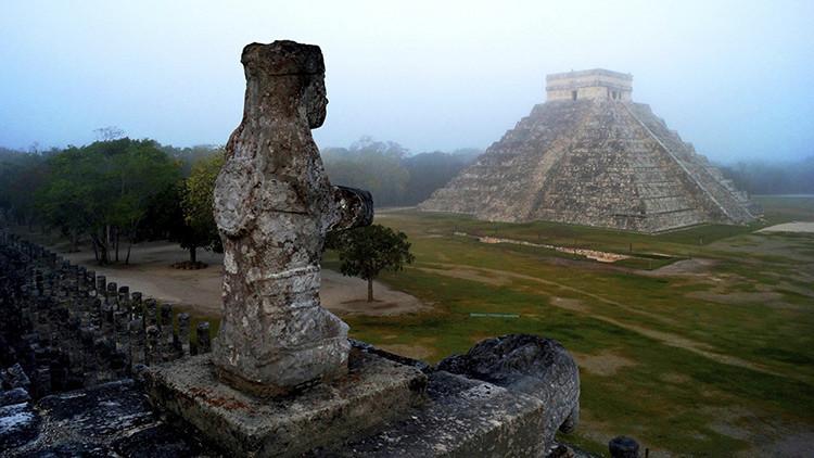 ¿Cómo impacta en el medio ambiente de hoy la actividad de hace 2.000 años de los mayas?