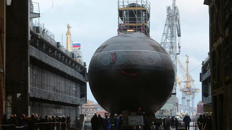 Submarinos rusos clase Varshavianka serán reemplazados por sumergibles anaerobios