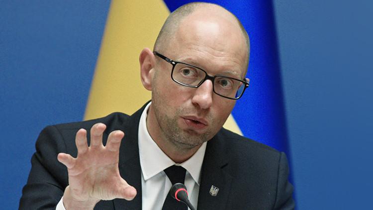 """""""Primer ministro de Ucrania participó en las torturas y ejecuciones de soldados rusos en Chechenia"""""""