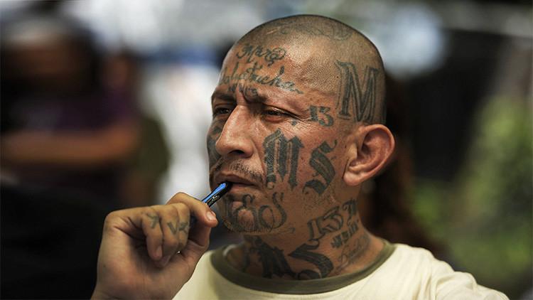 Las pandillas Mara Salvatrucha y Barrio 18