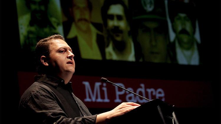 El hijo de Pablo Escobar revela por qué se retractó  de vengar la muerte de su padre