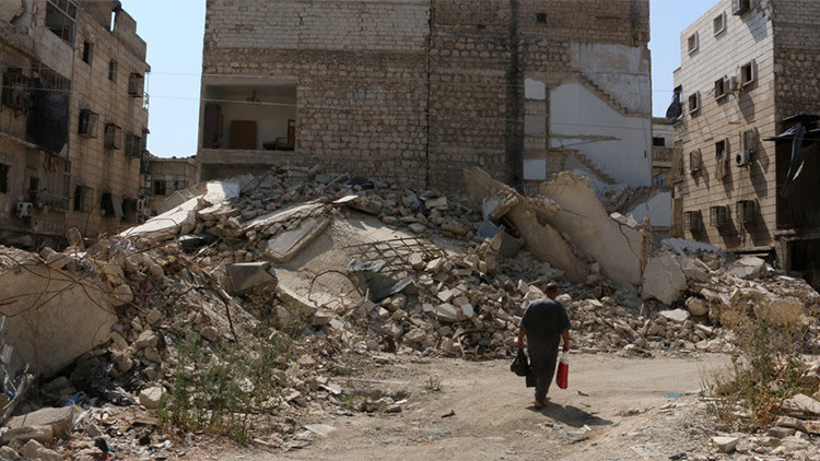 ¿Quién difundió la noticia falsa sobre la invasión rusa de Siria que se hizo viral?