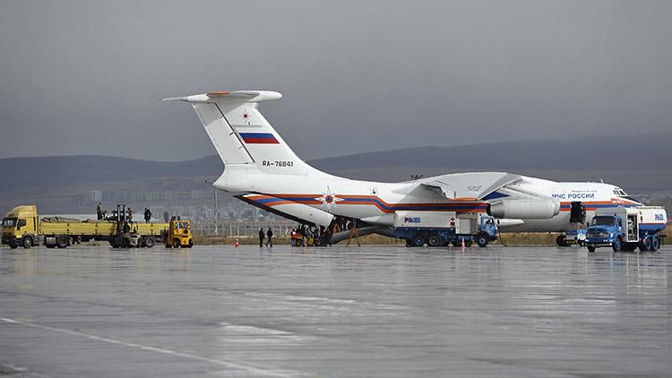Bulgaria anuncia la condición para permitir el paso de aviones rusos a Siria