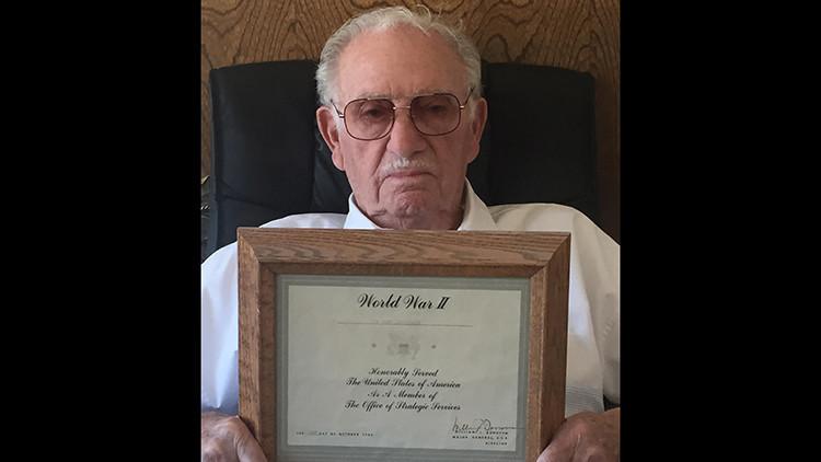 '65 años de silencio': el veterano de EE.UU. que 'sirvió' para la Alemania nazi revela sus secretos
