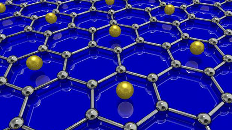 Científicos elaboran el primer grafeno superconductor