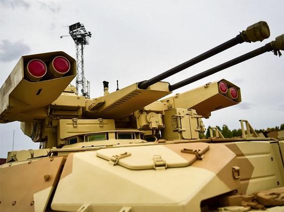 Primeras imágenes: Rusia muestra su poderío militar en la Russia Arms Expo 2015