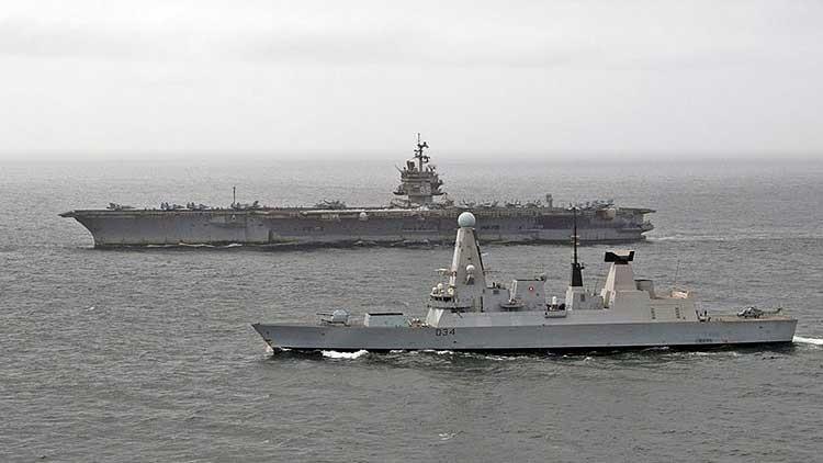 ¿Ganaría EE.UU. a China una guerra naval en 2020?