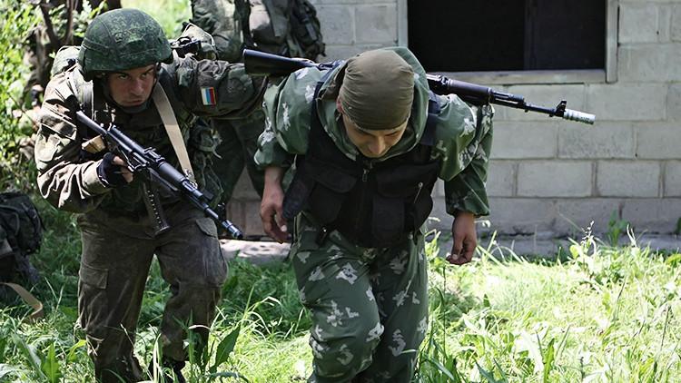 El camuflaje de la nueva generación del 'soldado del futuro' ruso será 'invisible' y camaleónico
