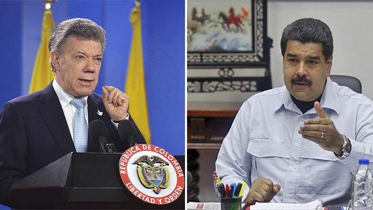 Santos y Maduro aceptan iniciar diálogos entre sus cancilleres
