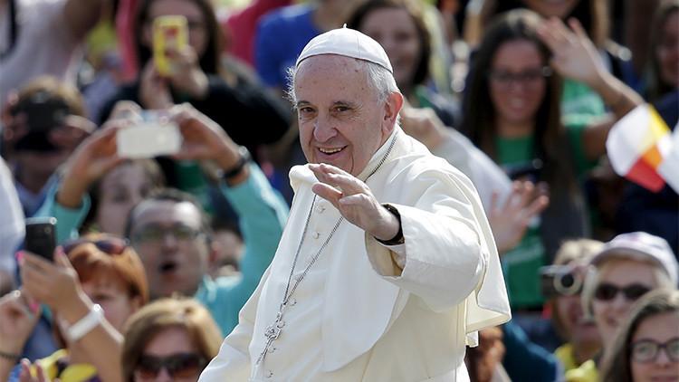 Prohibidos los globos, las bicicletas y los paloselfi durante la visita del papa Francisco a EE.UU.