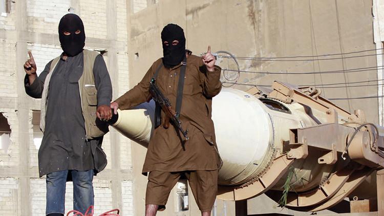 """""""El Estado Islámico utiliza armas químicas en Irak y Siria"""""""