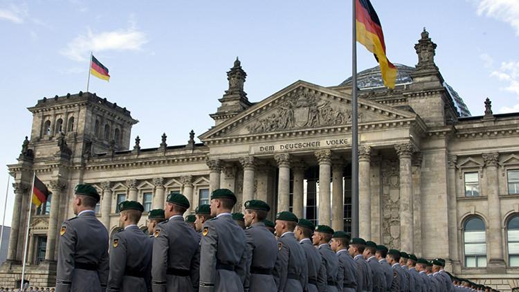 Alemania moviliza a 4.000 militares por el flujo migratorio