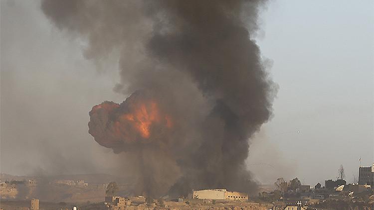 """""""Reino Unido alimenta silenciosamente la guerra en Yemen con sus armas"""""""