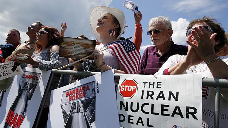 La Cámara de Representantes de EE.UU. se opone al acuerdo nuclear con Irán
