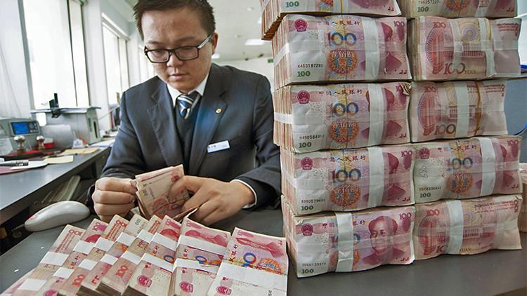 """""""Las cosas en las finanzas chinas están fuera de control"""""""