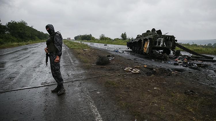 Ucrania secuestra en Rusia a un soldado ruso y a su hermano