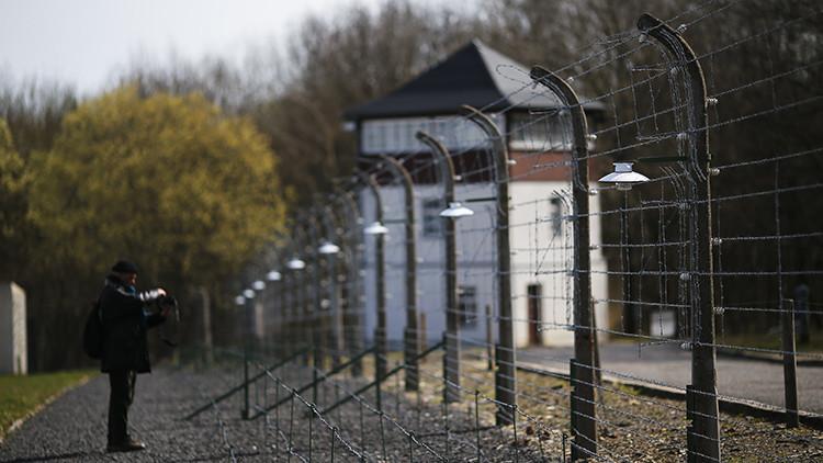 Una de las instalaciones de Buchenwald se convierte en hogar de refugiados