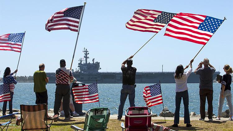 Una encuesta de EE.UU. revela que la mayoría de ciudadanos apoyaría un golpe militar