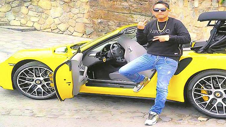 El presunto narcotraficante Gerald Oropeza fue capturado en Ecuador
