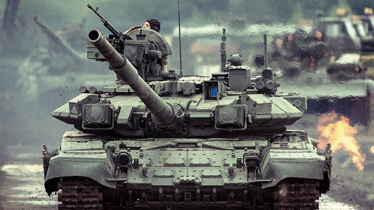 Nuevo invento permitirá a los tanques rusos abrir fuego en 'modo de observación silencioso'