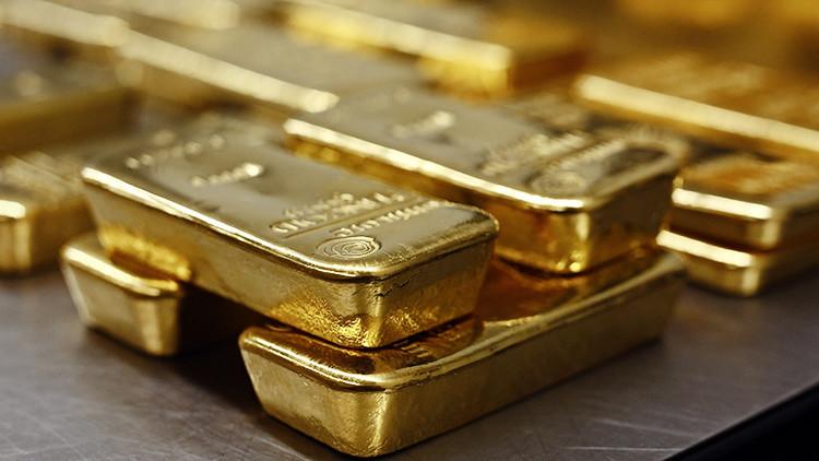 Los países europeos están retirando sus reservas de oro de EE.UU.
