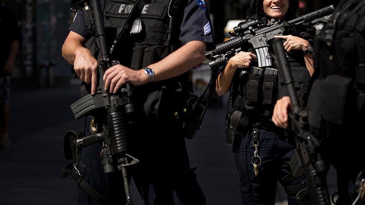 Video: Graban a policías de EE.UU. recreando cómo les gustaría ver morir a un sospechoso