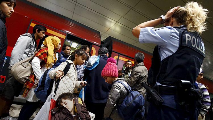 Político alemán aboga por cambiar la Constitución para solucionar el problema migratorio