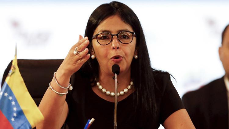 Venezuela niega violación del espacio aéreo de Colombia