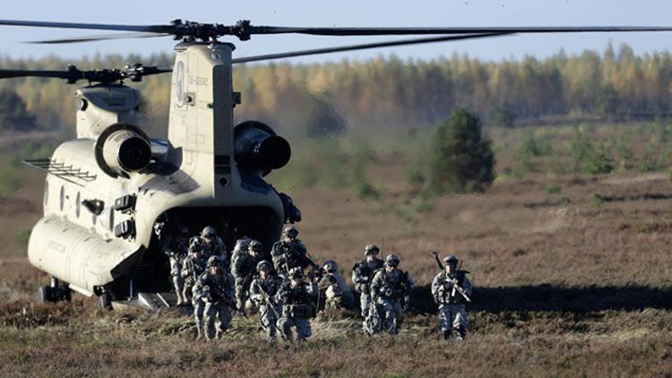 Silver Arrow 2015: Letonia acoge un simulacro de más de 2.100 soldados de la OTAN