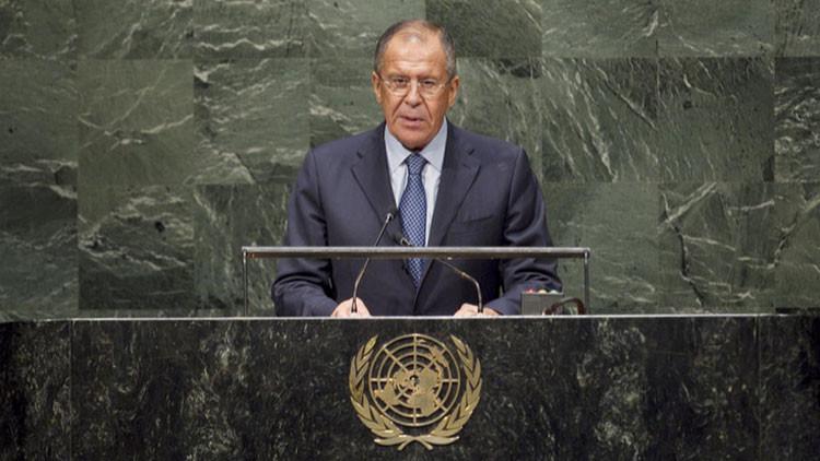 Lavrov: Se estudia la creación de una nueva categoría de miembros del Consejo de Seguridad