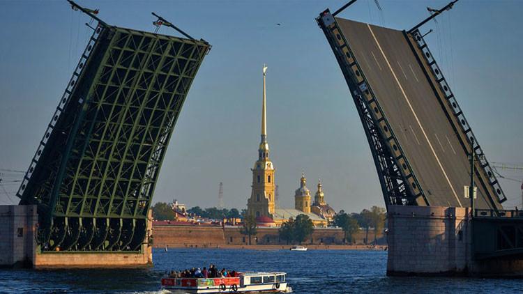 San Petersburgo se convierte en el mejor destino turístico de Europa