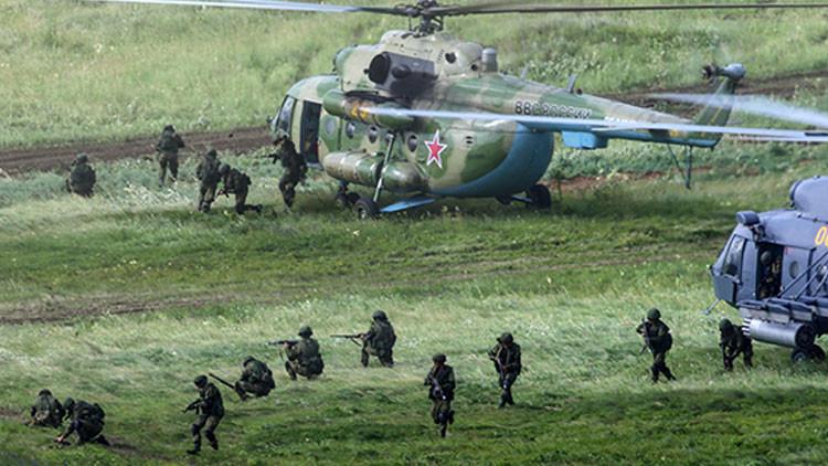 Rusia comienza el mayor simulacro militar del año, con casi 100.000 efectivos