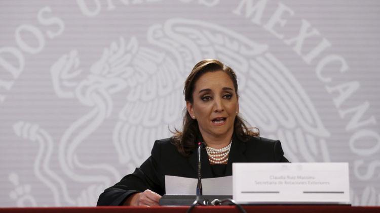 México manda a Egipto una nota de protesta por el ataque a los ciudadanos mexicanos