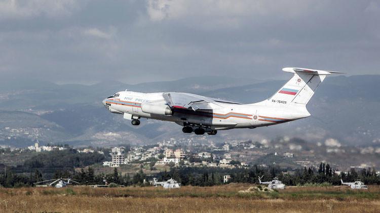 EE.UU. insta a Irak a que cierre el espacio aéreo a los aviones rusos con rumbo a Siria
