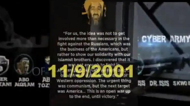 El Estado Islámico amenaza con un ataque al estilo de 11-S a EE.UU. mediante un video