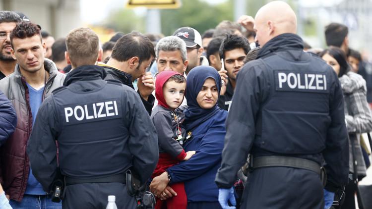 """Los inmigrantes sirios """"pueden ser una base para el próximo milagro económico alemán"""""""