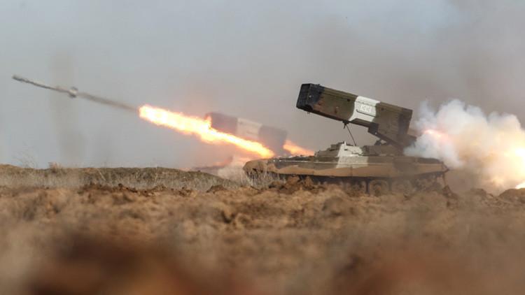 Video: El 'horripilante' lanzallamas ruso al servicio de Irak preocupa a la prensa de EE.UU.