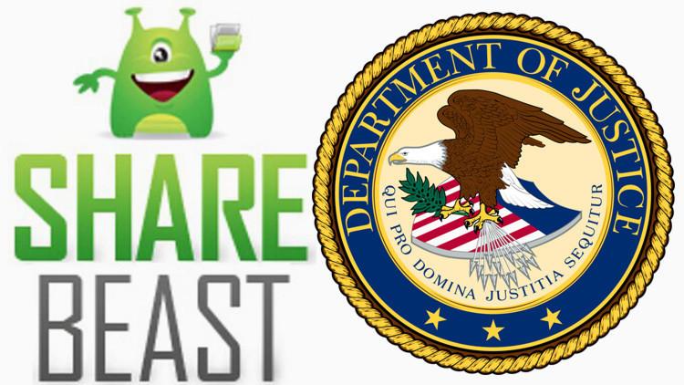 Adiós a la música gratis: el Departamento de Justicia cierra el mayor gestor de archivos de EE.UU.